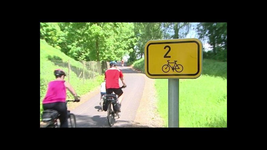 Video Podnikání u cyklostezek
