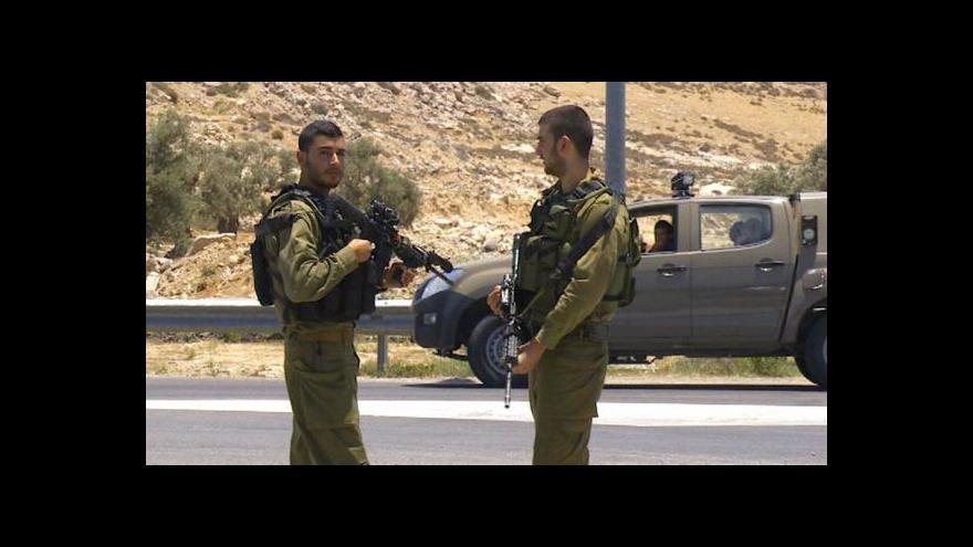 Video Události: Izrael pátrá po pohřešovaných chlapcích