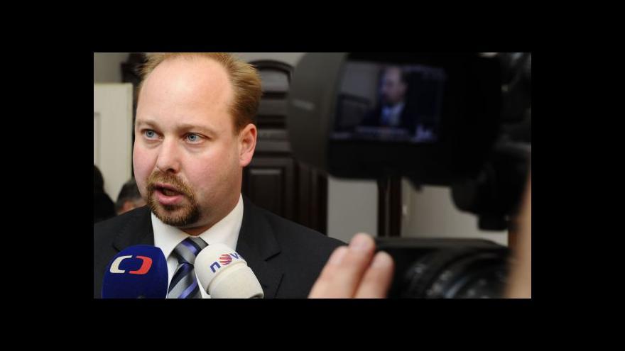 Video Tejc po ÚVV: Zvažuji kandidaturu do vedení strany