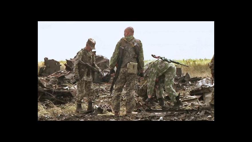 Video Události: Nejčernější den ukrajinské armády za poslední měsíc