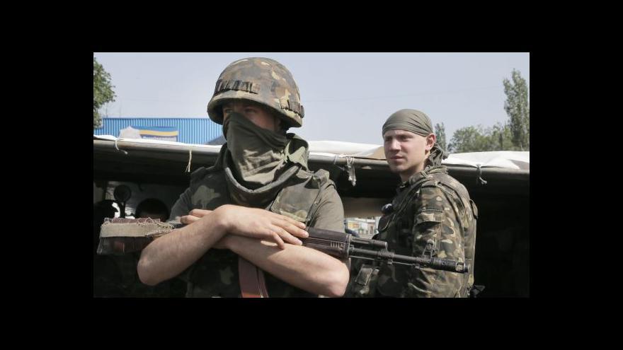 Video V sestřeleném letadle zahynulo 49 vojáků ukrajinské armády