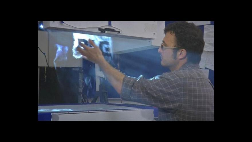 Video Horizont: Nahradí monitory mlhovina?