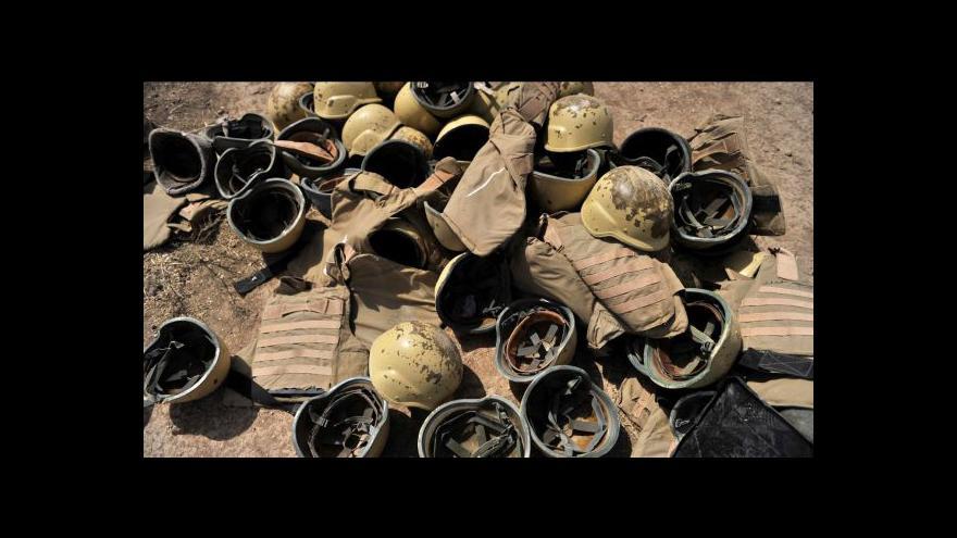Video Události: Irák volá své obyvatele do zbraně