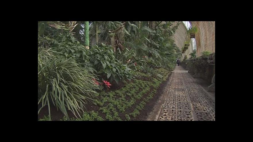 Video Otevřená Akademická zahrada v Lednici