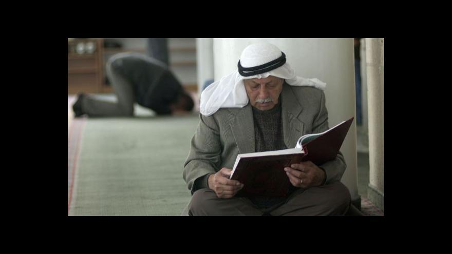 Video Zemanova slova o islámských radikálech dál jitří vášně