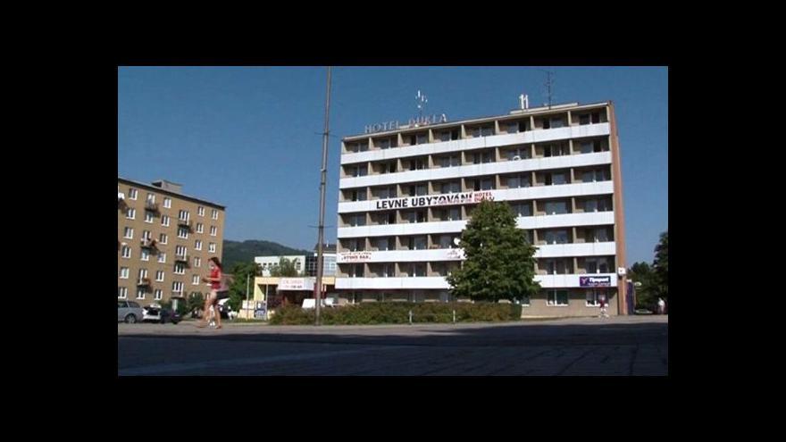 Video O hotelu Dukla v Blansku rozhodne referendum