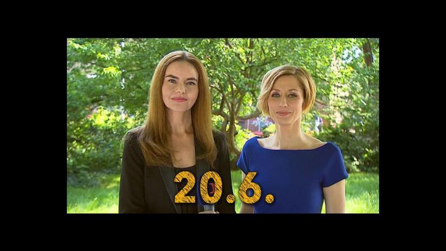 Video Upoutávka pořadu Sama doma z Rožnova pod Radhoštěm