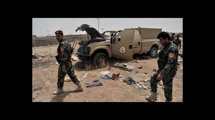 Video UK: Irák byl před 11 lety destabilizován americkou invazí