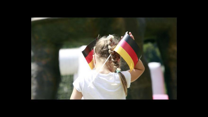 Video Zahrada na německé ambasádě v Praze ožila