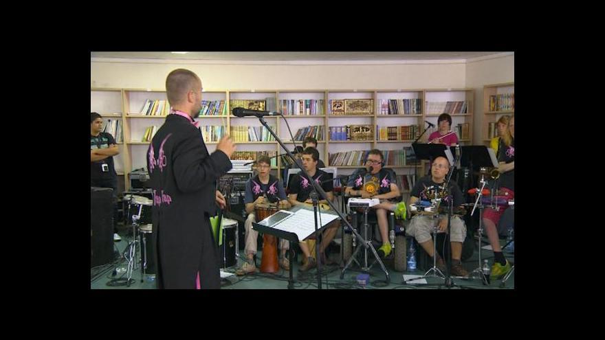 Video Izraelské turné Tap Tap objektivem ČT
