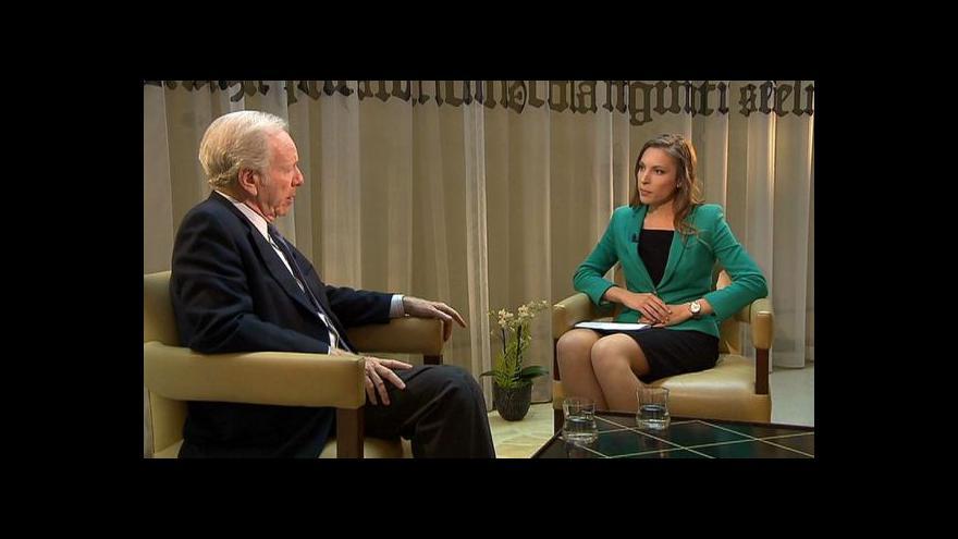 Video Joe Lieberman: Obama je příliš pasivní