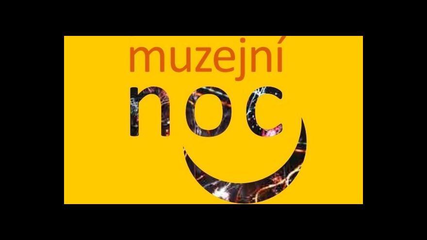 Video Michal Lukeš: V muzeích se v noci dějí zajímavé věci