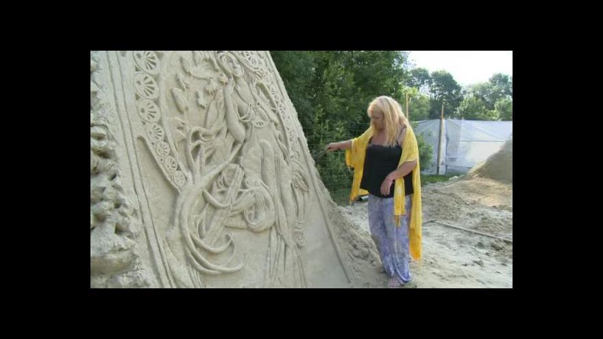 Video NO COMMENT: Výstava Písečný svět v Lednici