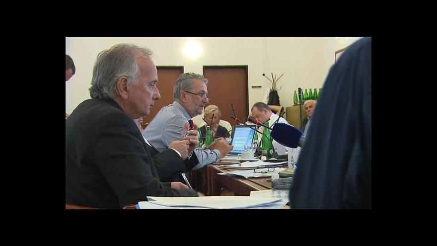 Video Komise k Opencard vyslechla Jiřího Chytila. Pomohl policii, dostal trest