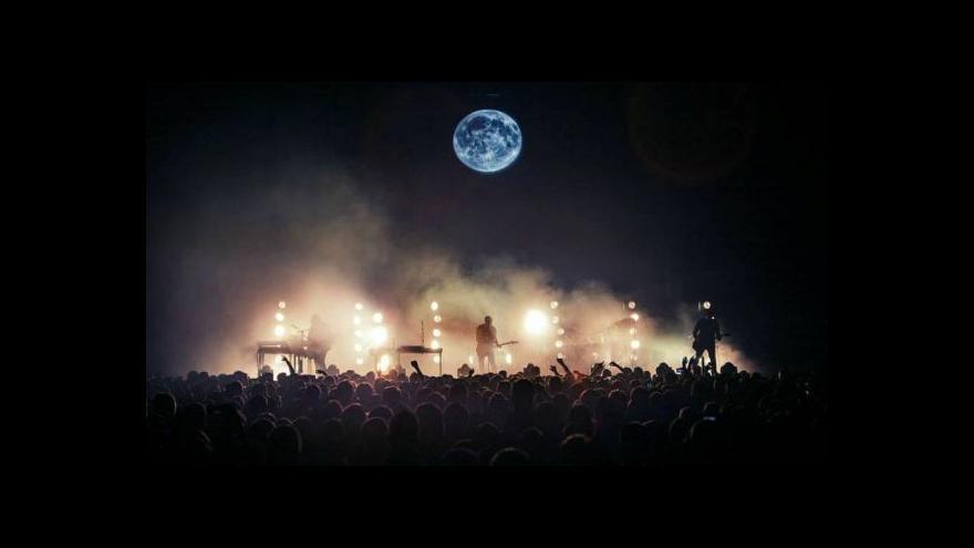 Video Tori Amos a Nine Inch Nails v Praze