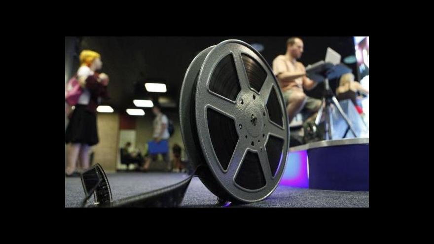 Video Brífink ministerstva kultury k filmovým pobídkám