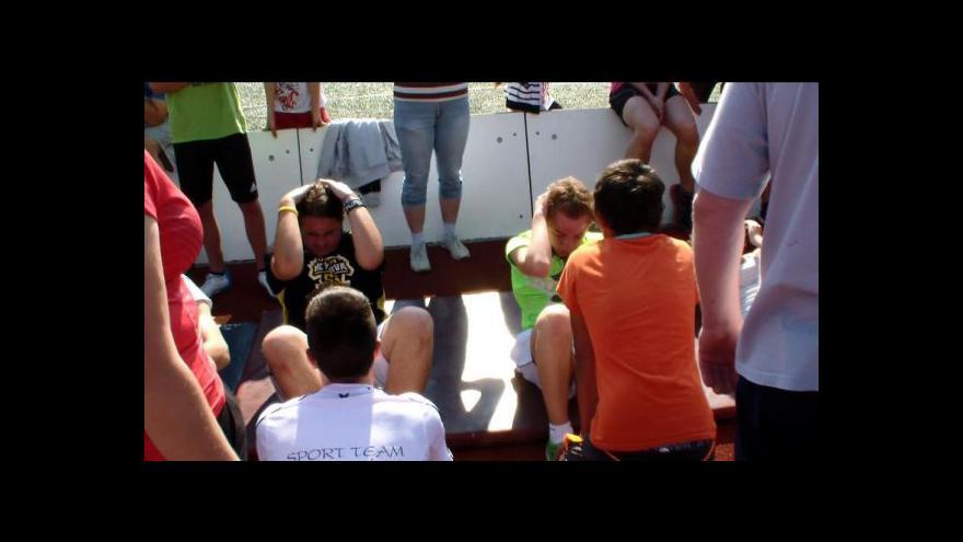 Video Den dětí ve znamení sportu