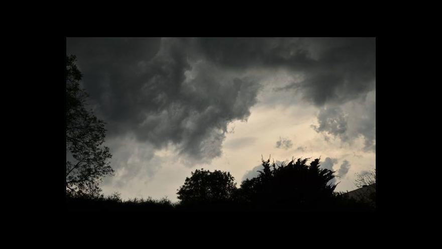Video Časosběrné video: Jak do Čech přišly bouřky
