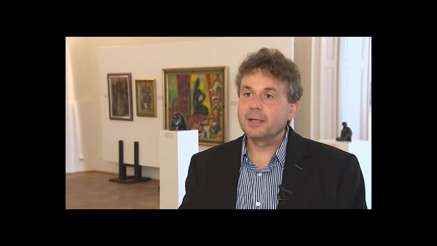 Video O výstavě hovoří ředitel MKS Holešov Pavel Chmelík
