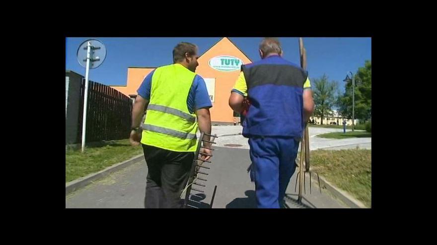 Video Agentura pomáhá se sociálním začleňováním v Moravském Berouně.