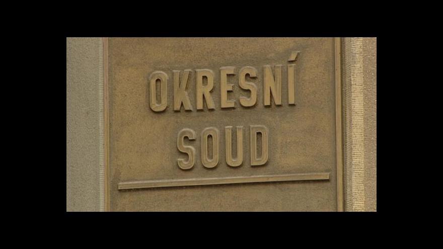 Video Soudce Pešek se zpovídá ze zneužití pravomoci úřední osoby