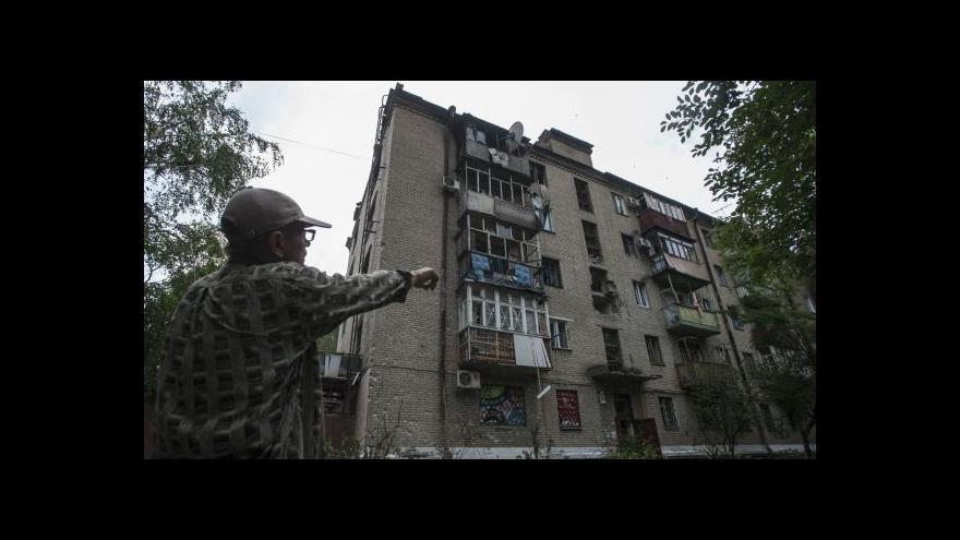 Video Ukrajinistka Víchová: Dokud nebude dohoda, ani jedna strana neustoupí