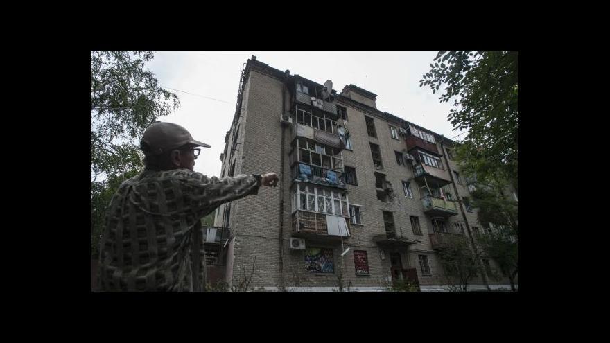 Video Separatisté zatkli jednoho ze svých velitelů