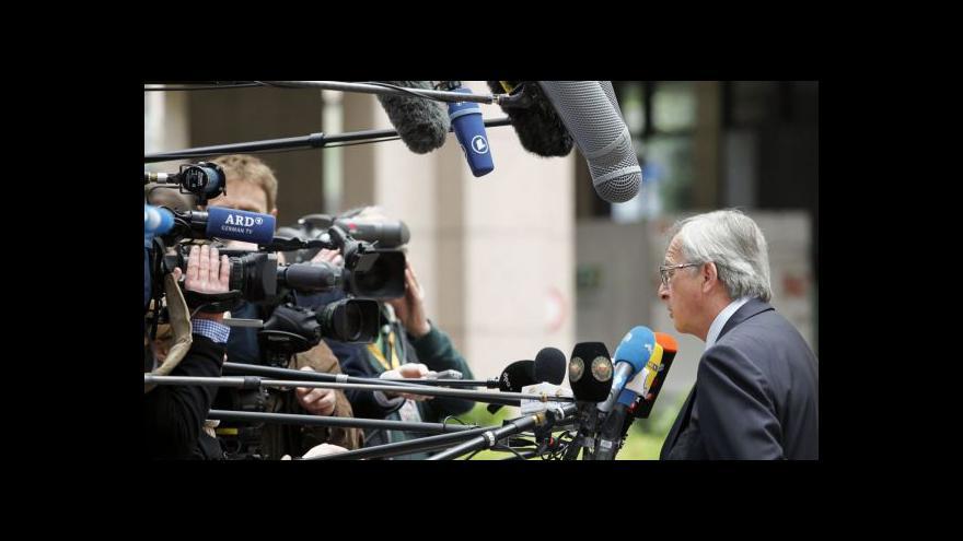 Video Horizont: Mocenské šachy o šéfa Evropské komise