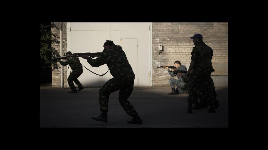 Video Události, komentáře: Utichnou na Ukrajině boje?