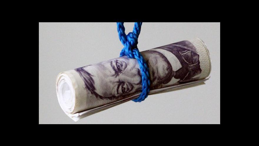 Video Finanční ústava tématem Událostí, komentářů