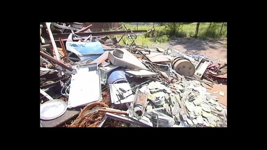 Video Bohumín přijal revoluční vyhlášku proti výkupům kovů