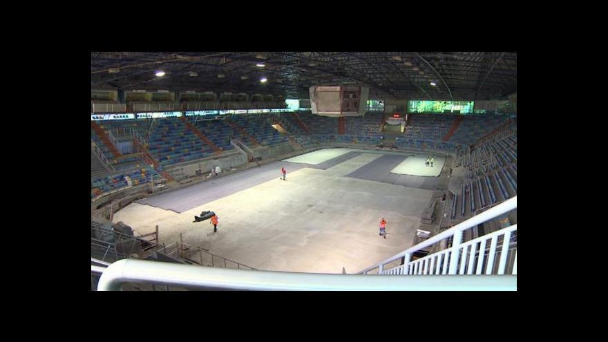 Video Královéhradecká radnice se pustila do rekonstrukce zimního stadionu