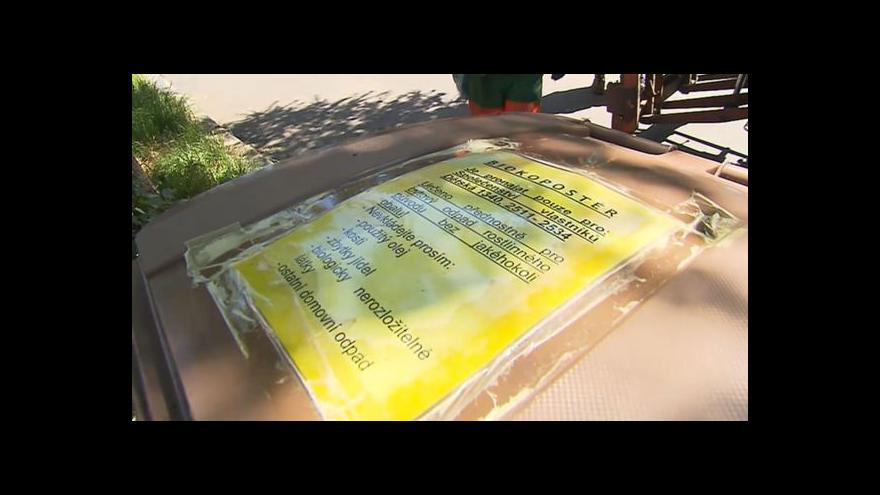 Video Ministerstvo chystá povinné třídění bioodpadu