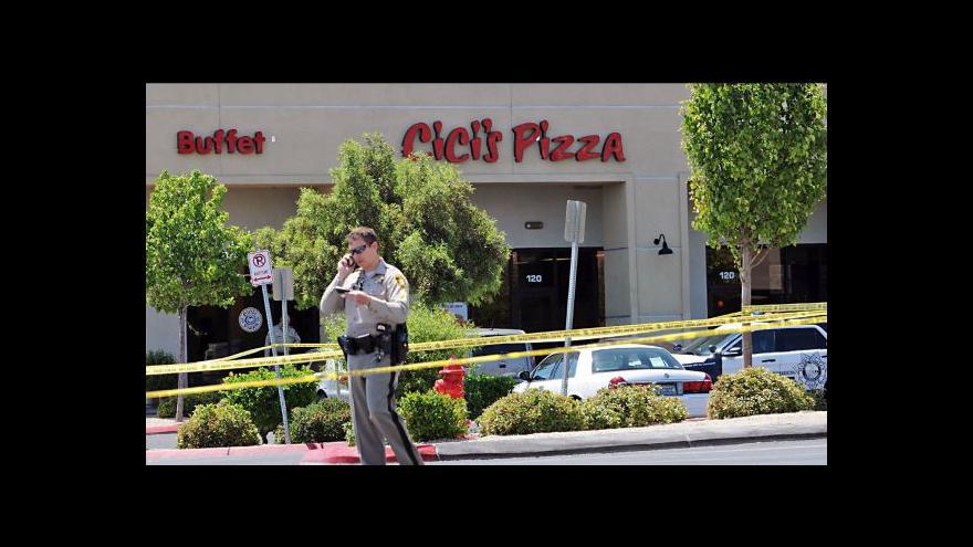 Video Příčiny střelby v Las Vegas zůstávají nejasné