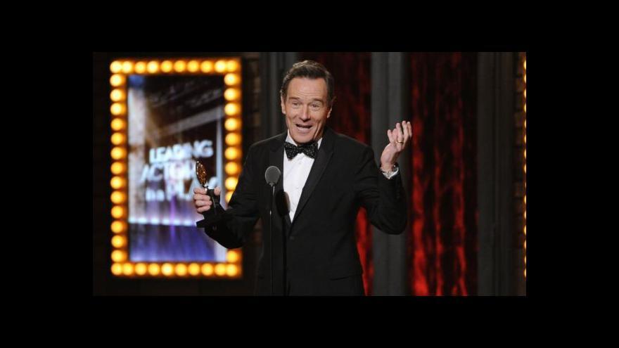 Video Komu patří divadelní ceny Tony?