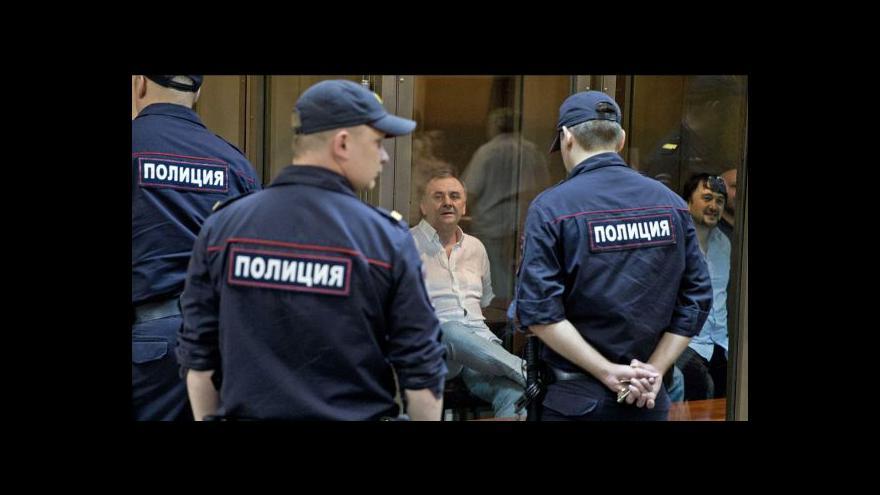 Video Soud o smrti Politkovské: Brutální a cynická vražda