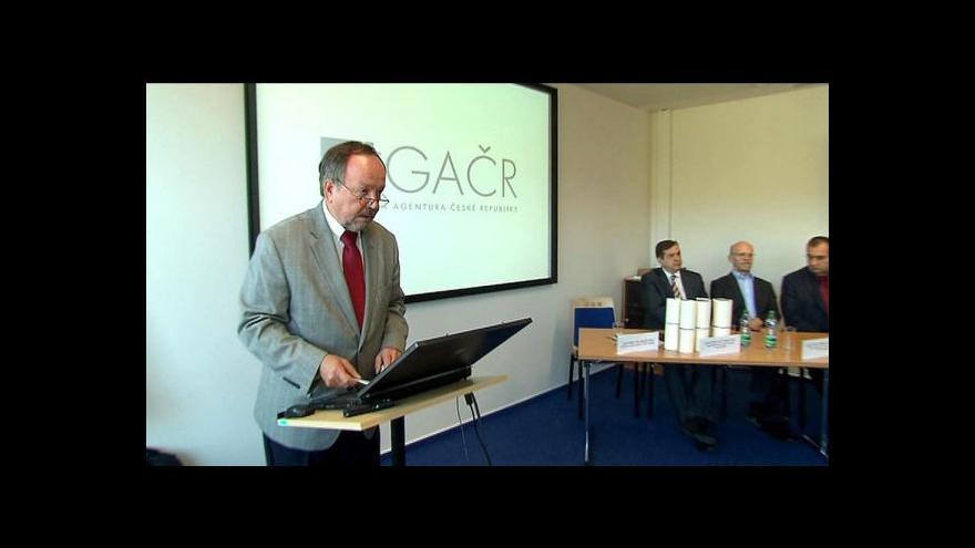 Video Drahoš: Rezignace je správná, ale přišla pozdě