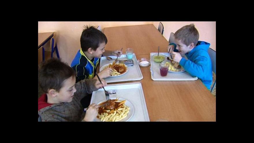 Video Projekt Obědy pro děti pomohl už 370 dětem