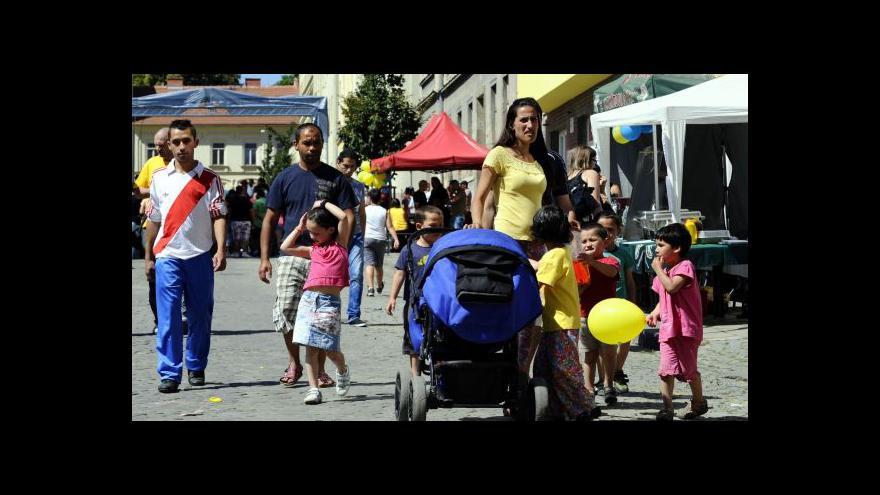 Video Brňany roztančil Ghettofest