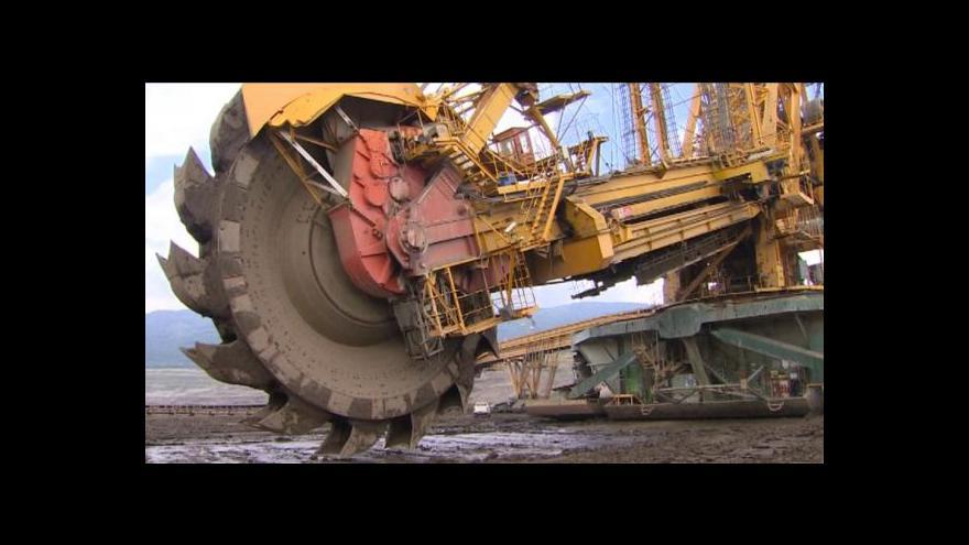 Video Události: Obce dostanou za těžbu více peněz