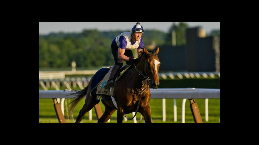 Video Horizont: California Chrome má Trojkorunu na dosah