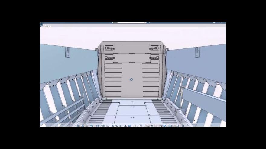 Video Den D - vizualizace: Jak fungovalo vyloďovací plavidlo