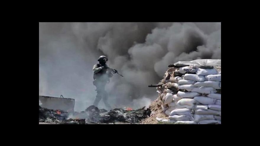 Video Horizont 24 o válečných zločinech na Ukrajině