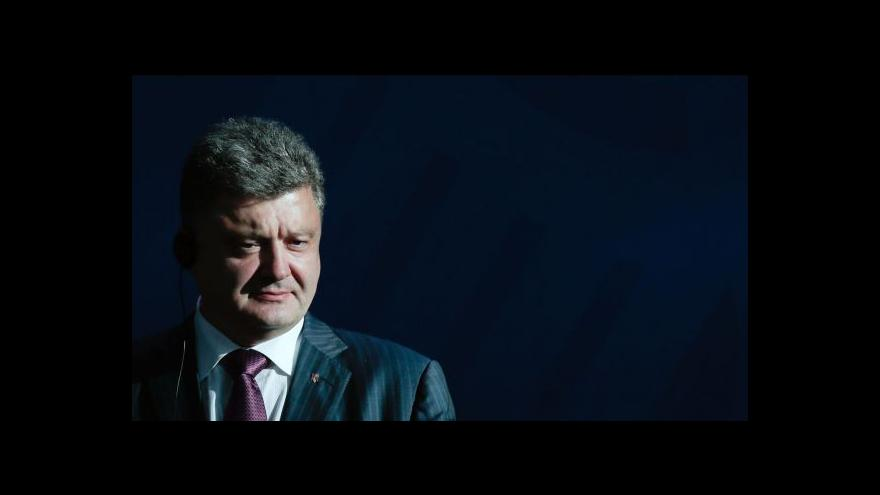 Video Petro Porošenko se stane novým ukrajinským prezidentem
