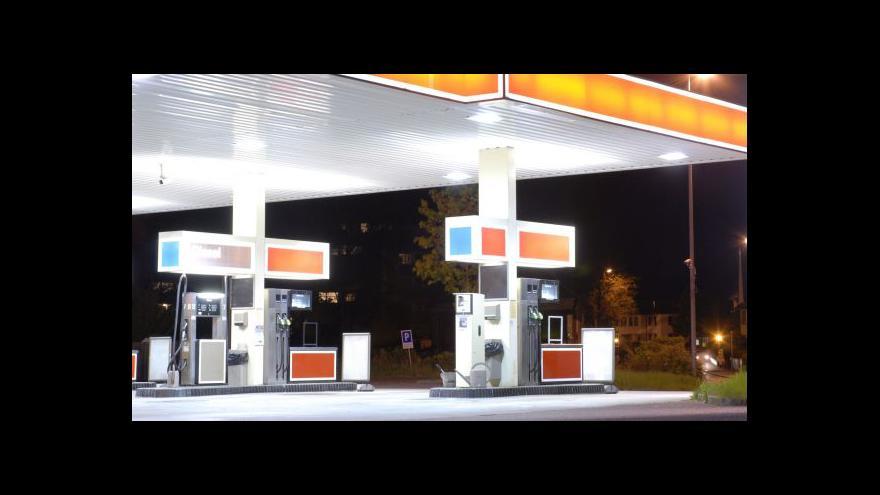 Video Události: Obchod na benzince