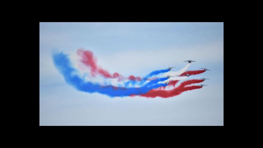 Video Události, komentáře k 70. výročí vylodění Spojenců