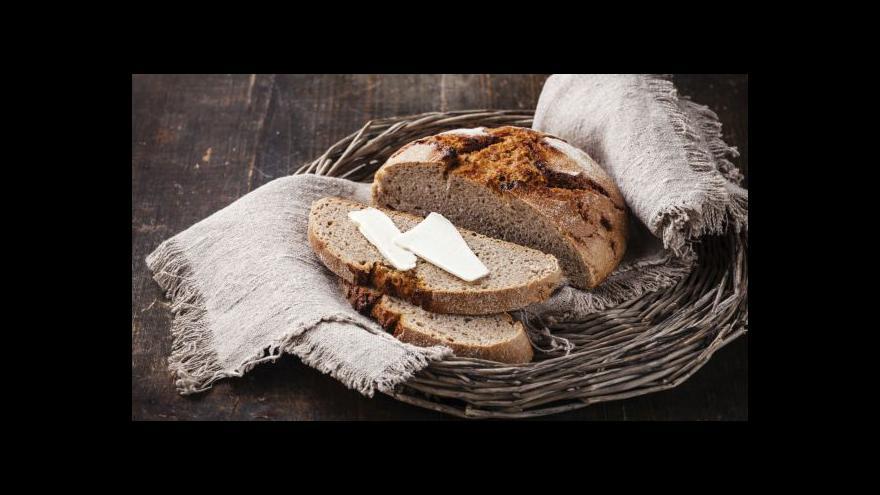 Video Události: Spotřeba chleba klesla