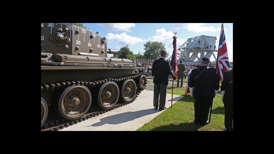 """Video Výročí 70 let od Normandie – diplomatické """"minové pole"""""""