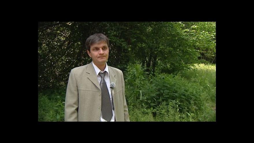 Video Hovoří učitel a historik Marcel Mahdal