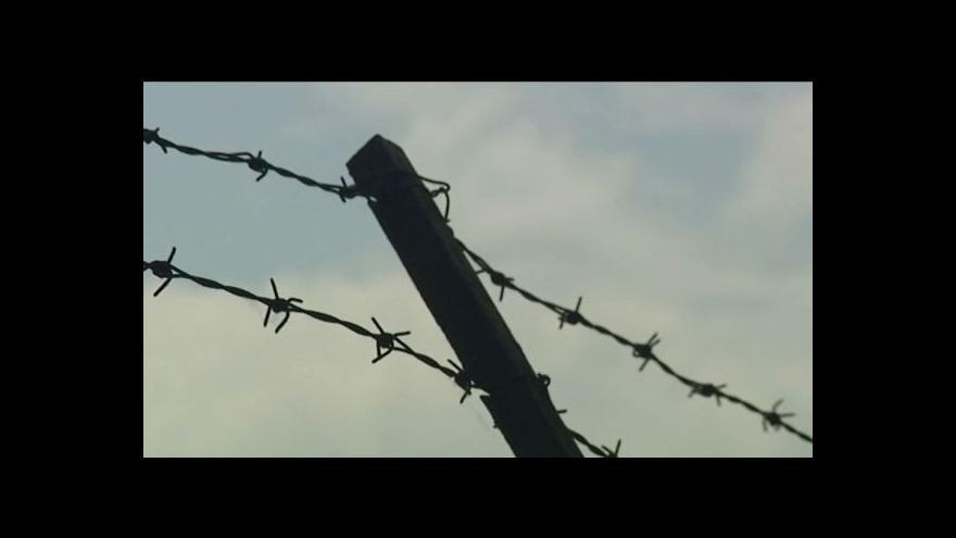 Video Historici objevili zapomenutý tábor nucených prací v Karviné